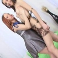 Anal, Lesbian. Aspen vendnay anal fisting carrot butch brunette anal