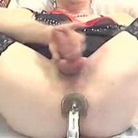 Sexy nackte Jungs mit dicken Dicken