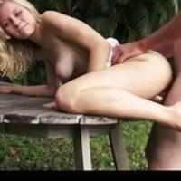 Alli rae, back yard voyeur sex, Backyardvoyeursex.