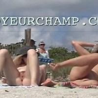 Beach, hidden cams, Voyeur. Beach teasing bitches